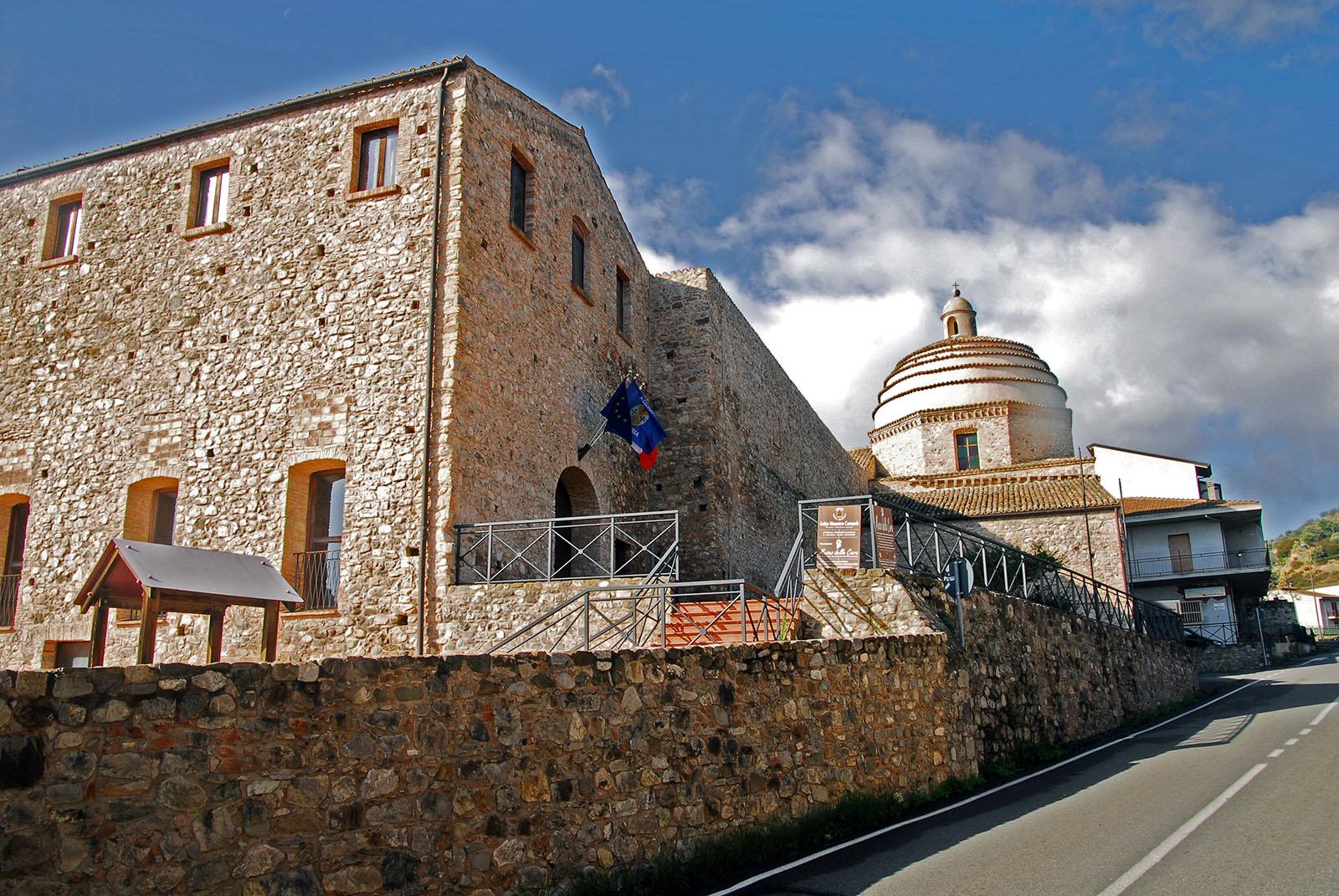 Cammino Basiliano: Castello Svevo di Rocca Imperiale