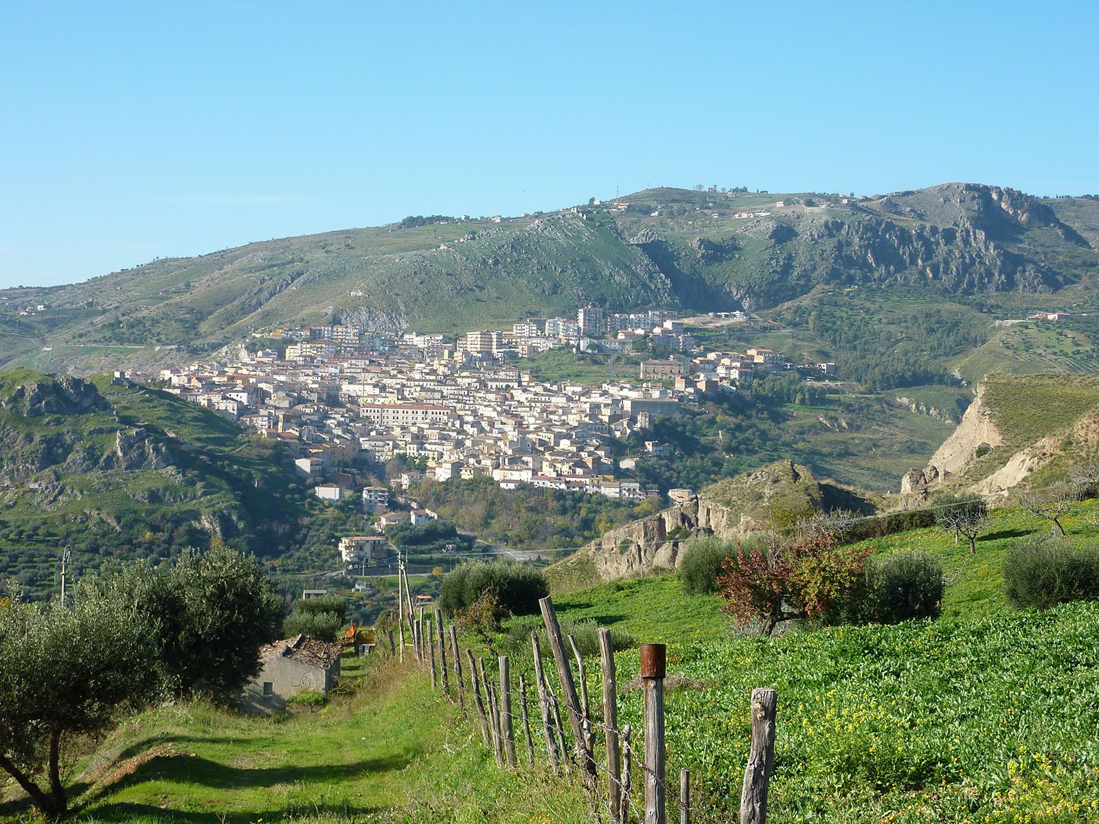 Cammino Basiliano: Colle San Nicola