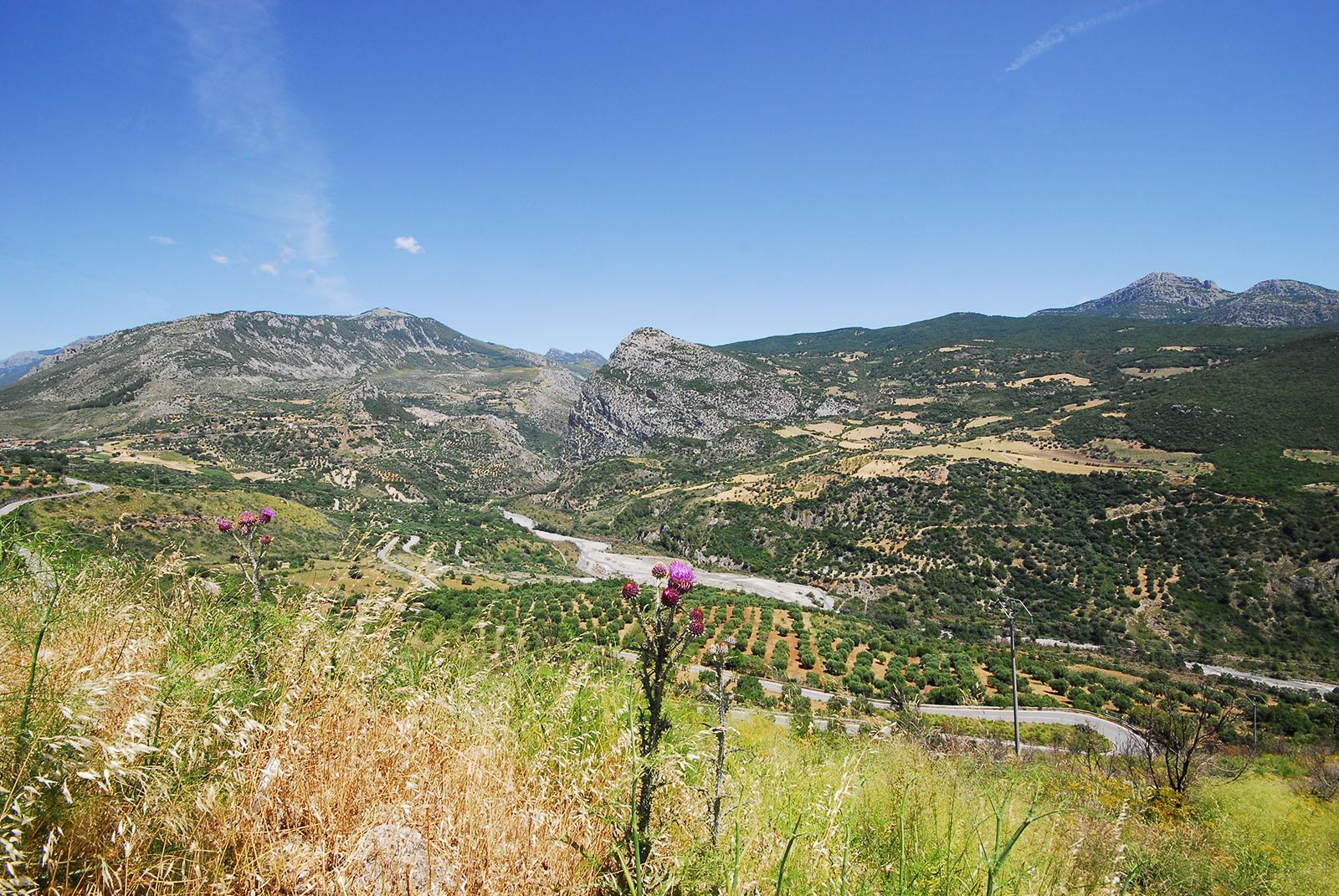 Cammino Basiliano: Valle del Raganello
