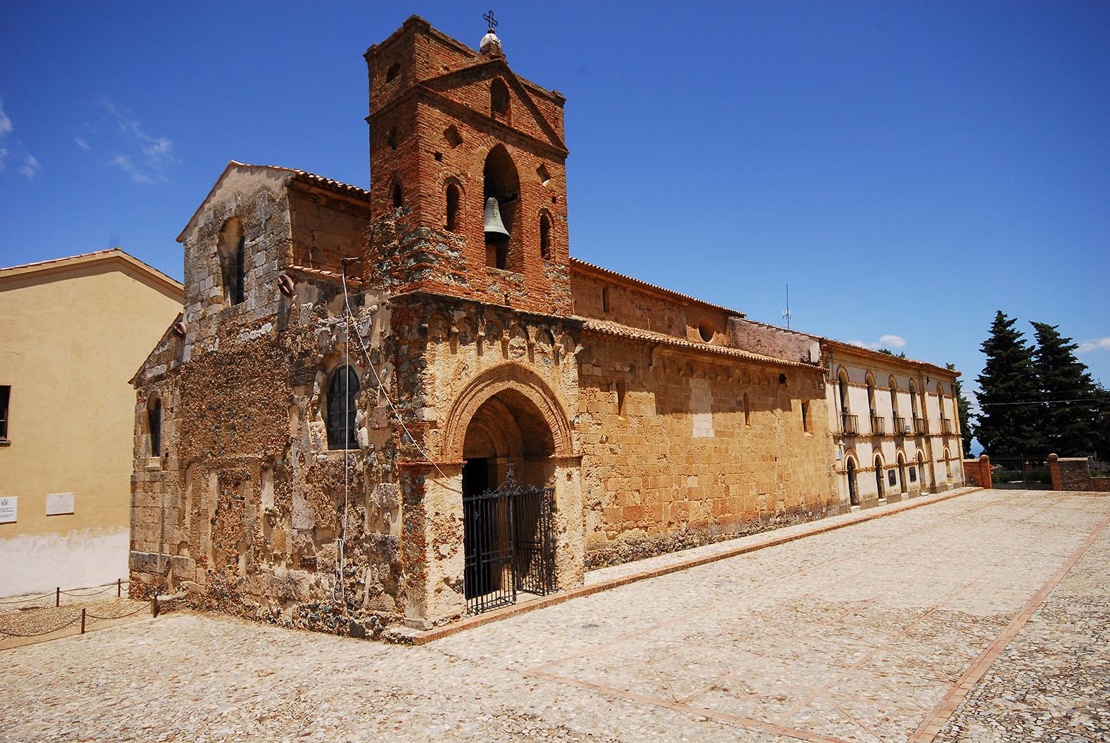 Cammino Basiliano: Chiesa di Sant'Adriano