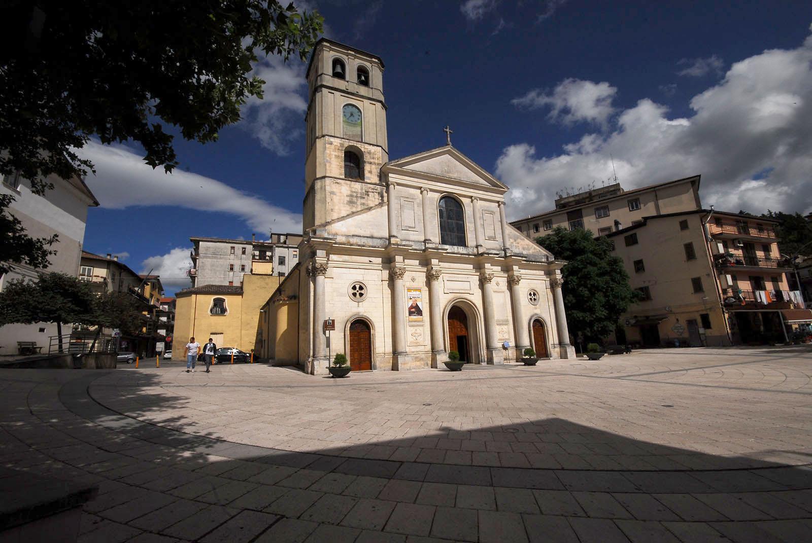 Cammino Basiliano 11 San Demetrio Corone - Acri