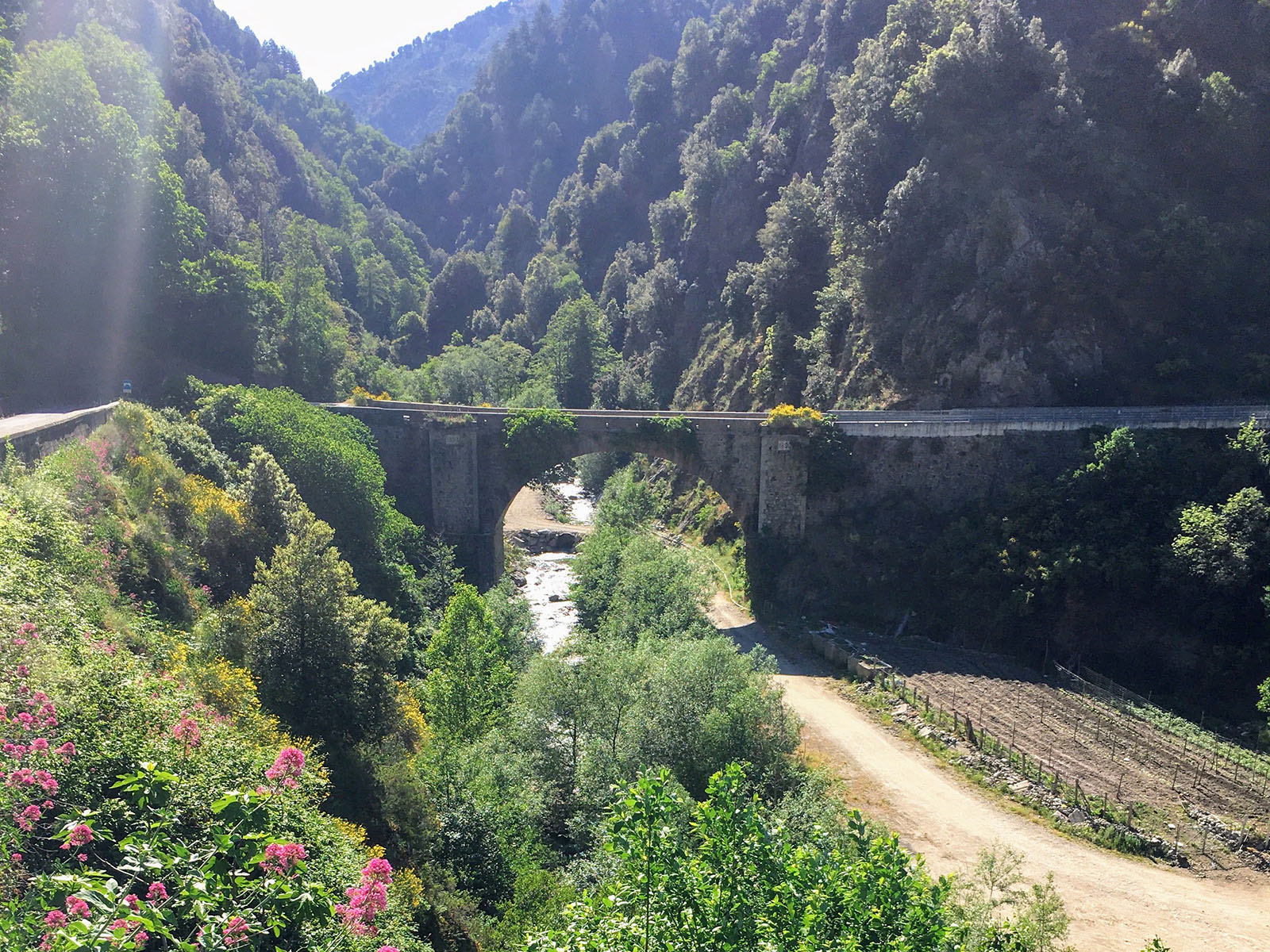 Longobucco: Ponte Trionto