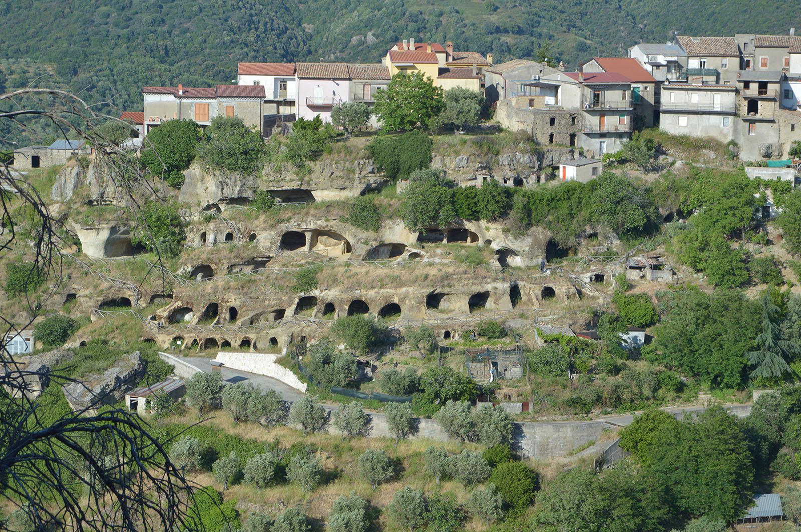 Grotte rupestri