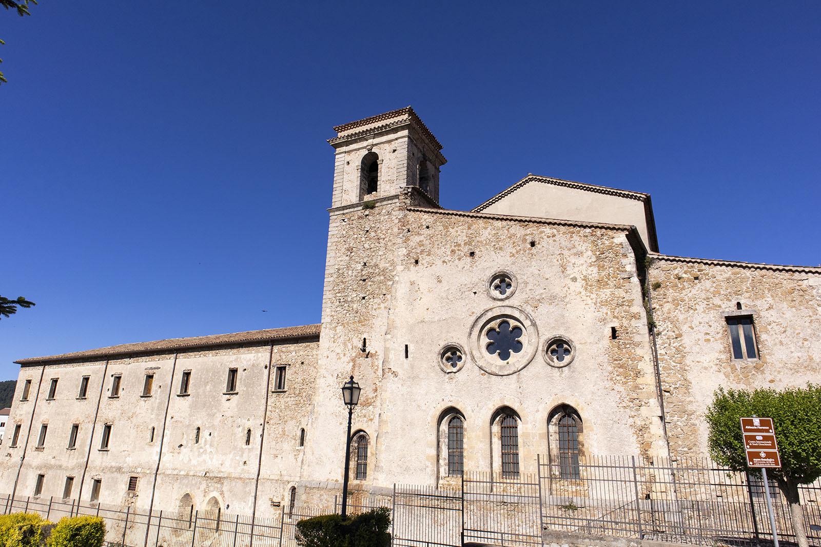 Cammino Basiliano: Abbazia Florense