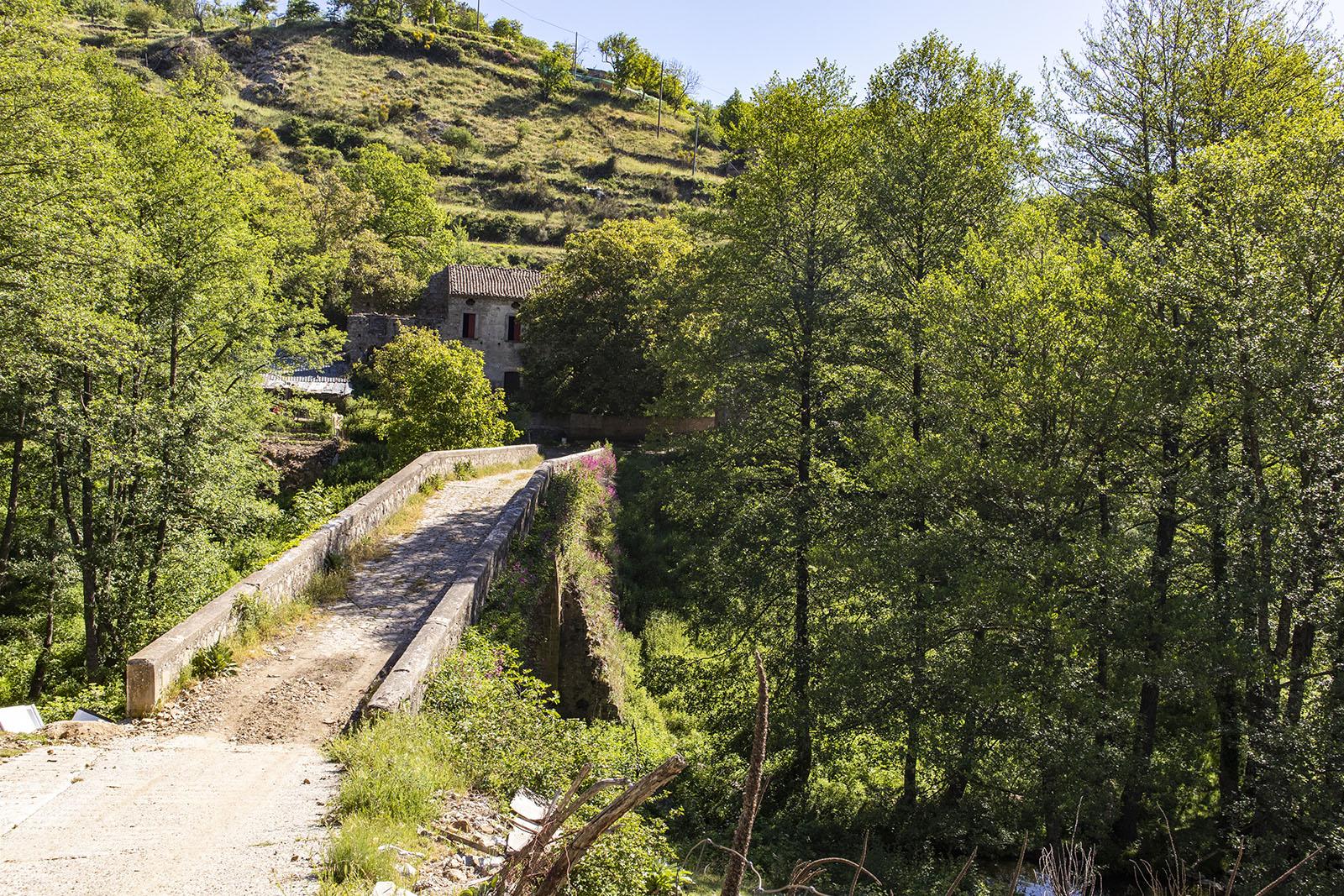 San Giovanni in Fiore: Ponte della Cona