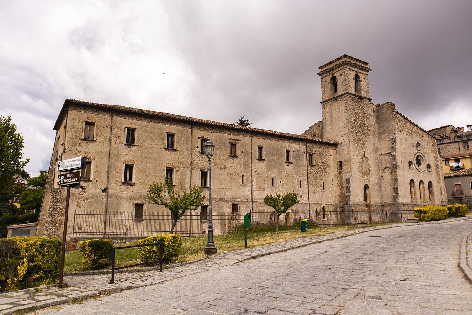 Cammino Basiliano: Abbazia Florense San Giovanni