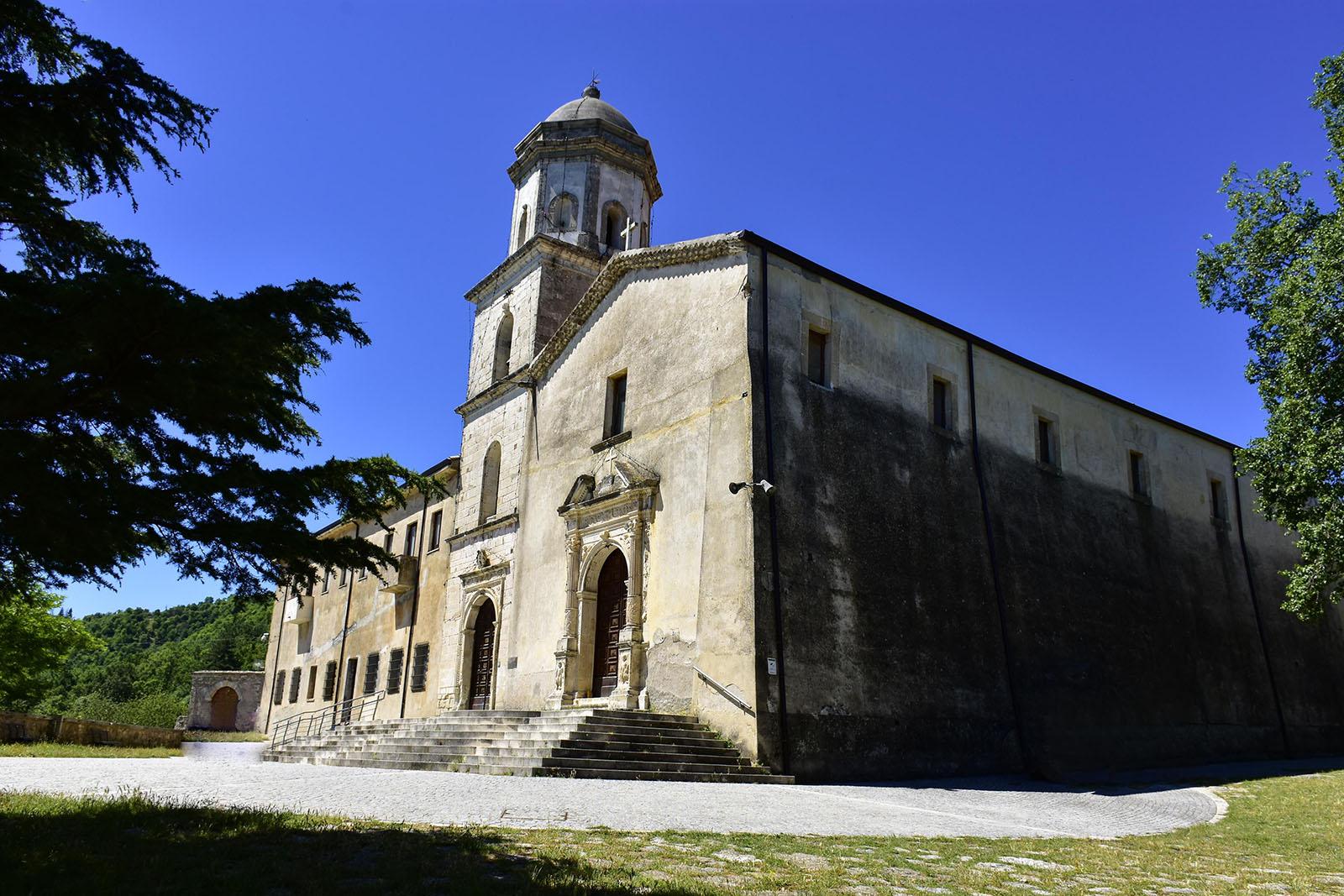 Convento Santa Spina