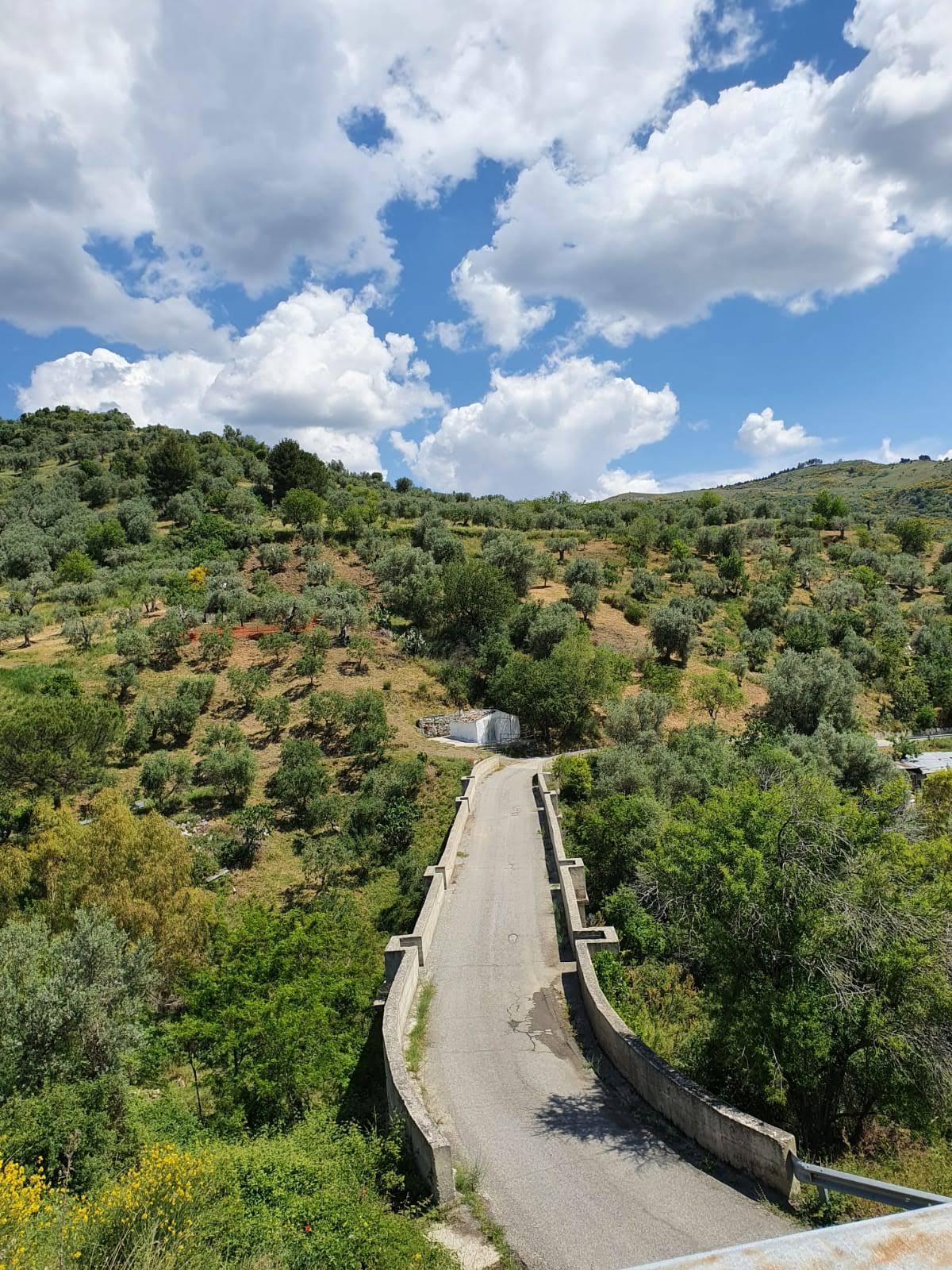 Cammino Basiliano: 04 Montegiordano - Oriolo