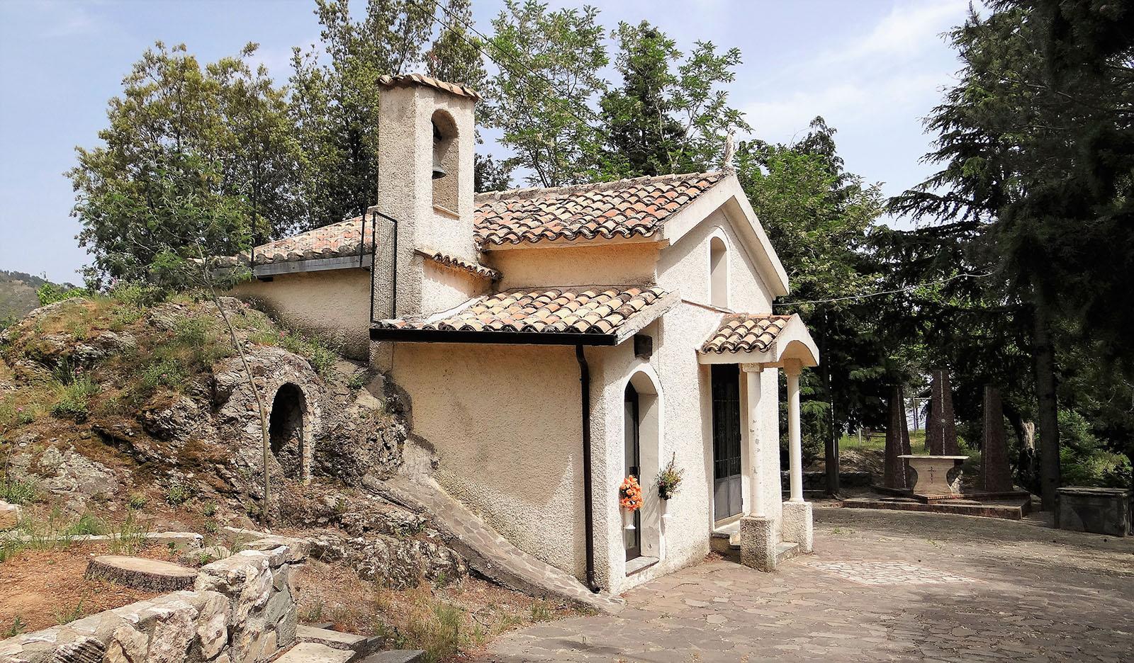 Taverna: Chiesa Santa Spina