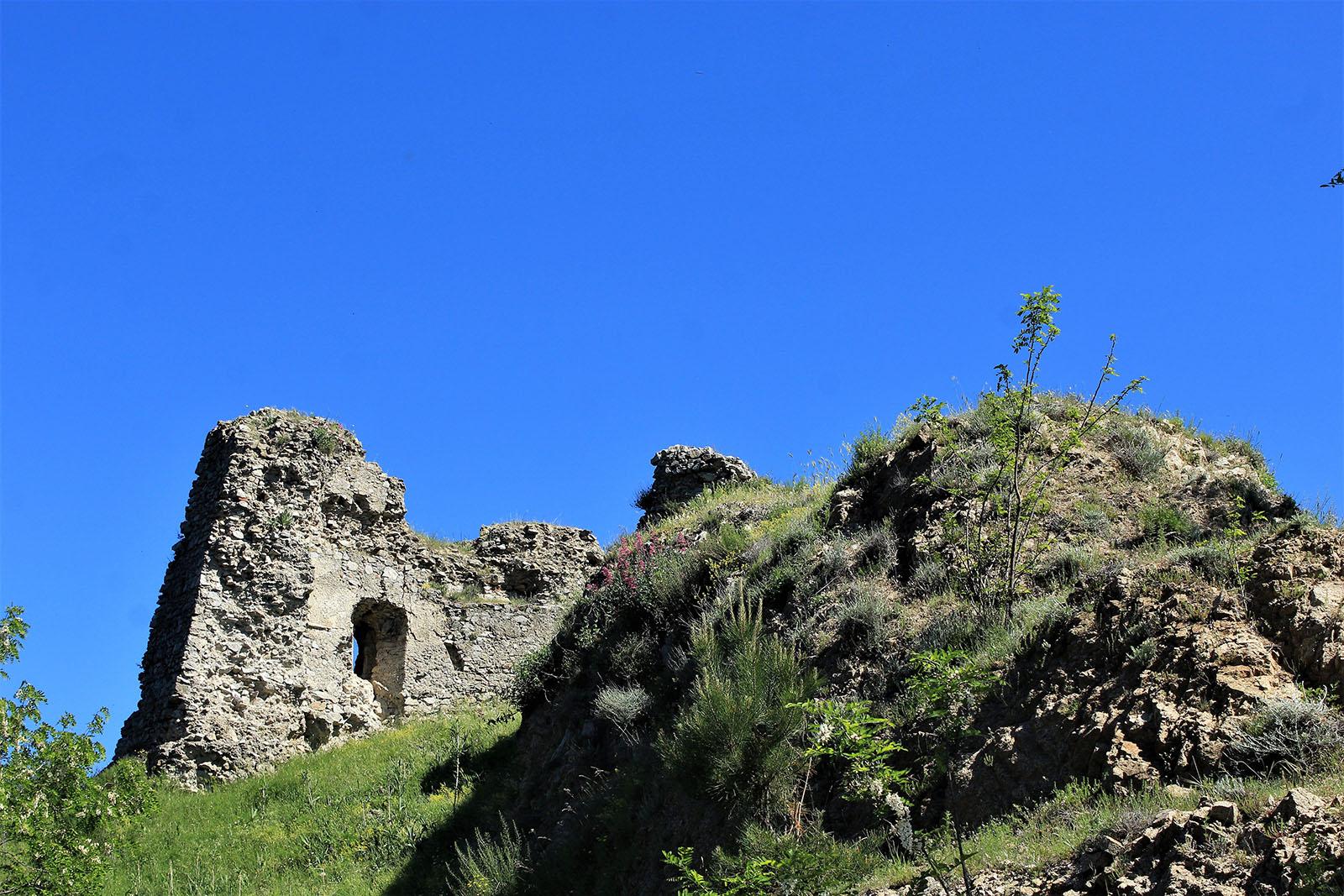 Ruderi del Castello di Sellia
