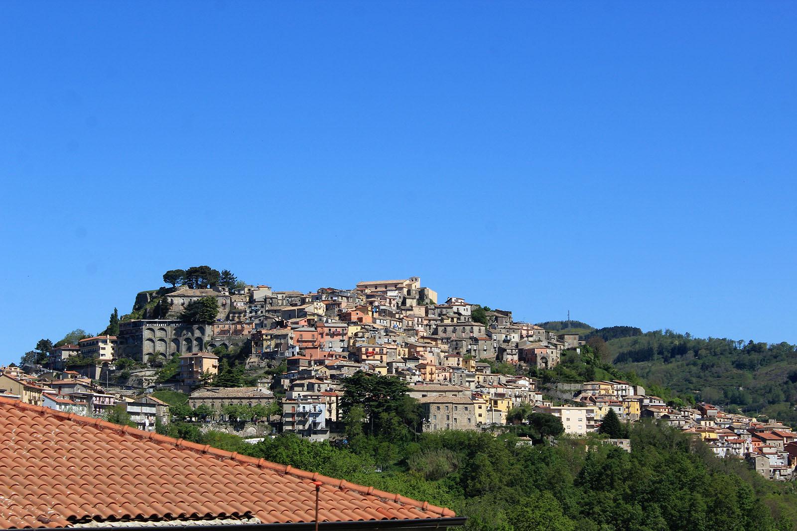 Panorama di Tiriolo