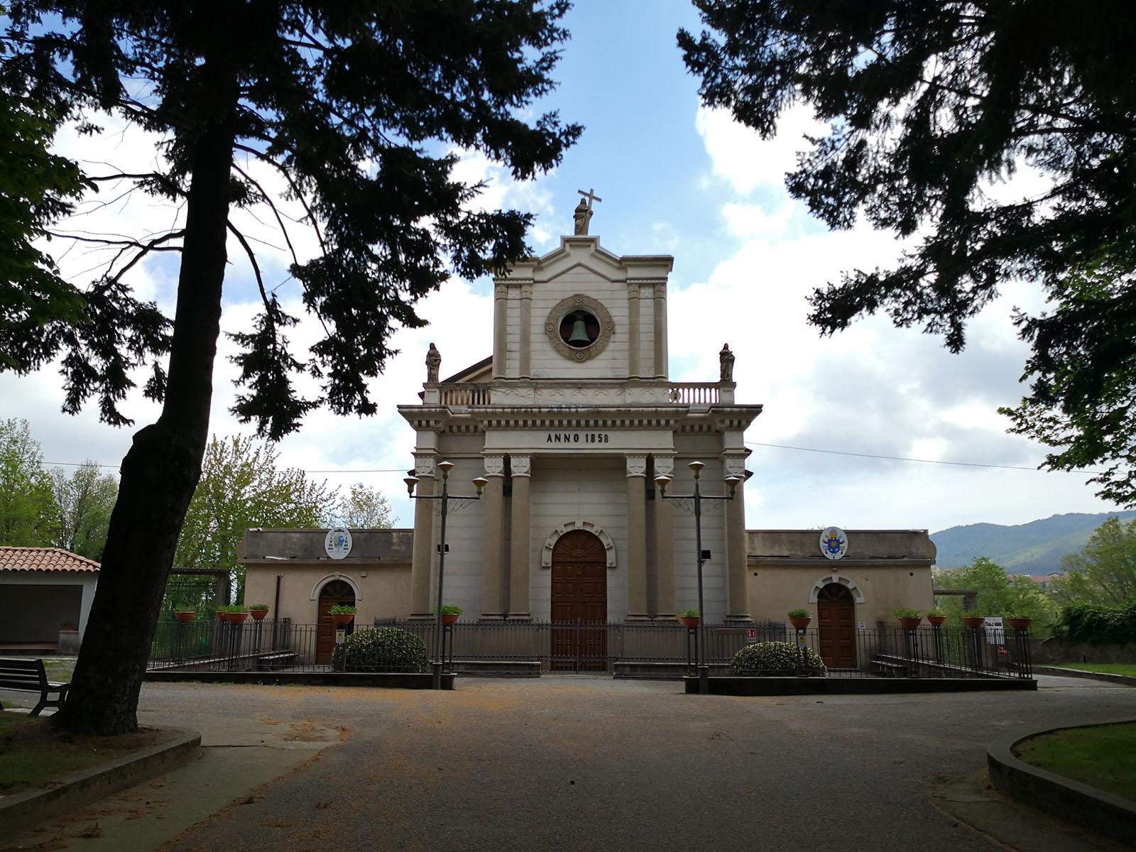 Torre di Ruggiero: Chiesa delle Grazie