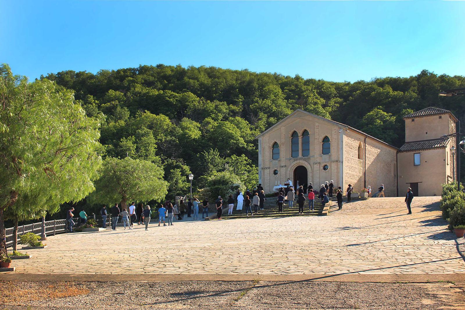 Davoli: Santuario Santa Maria della Misericordia