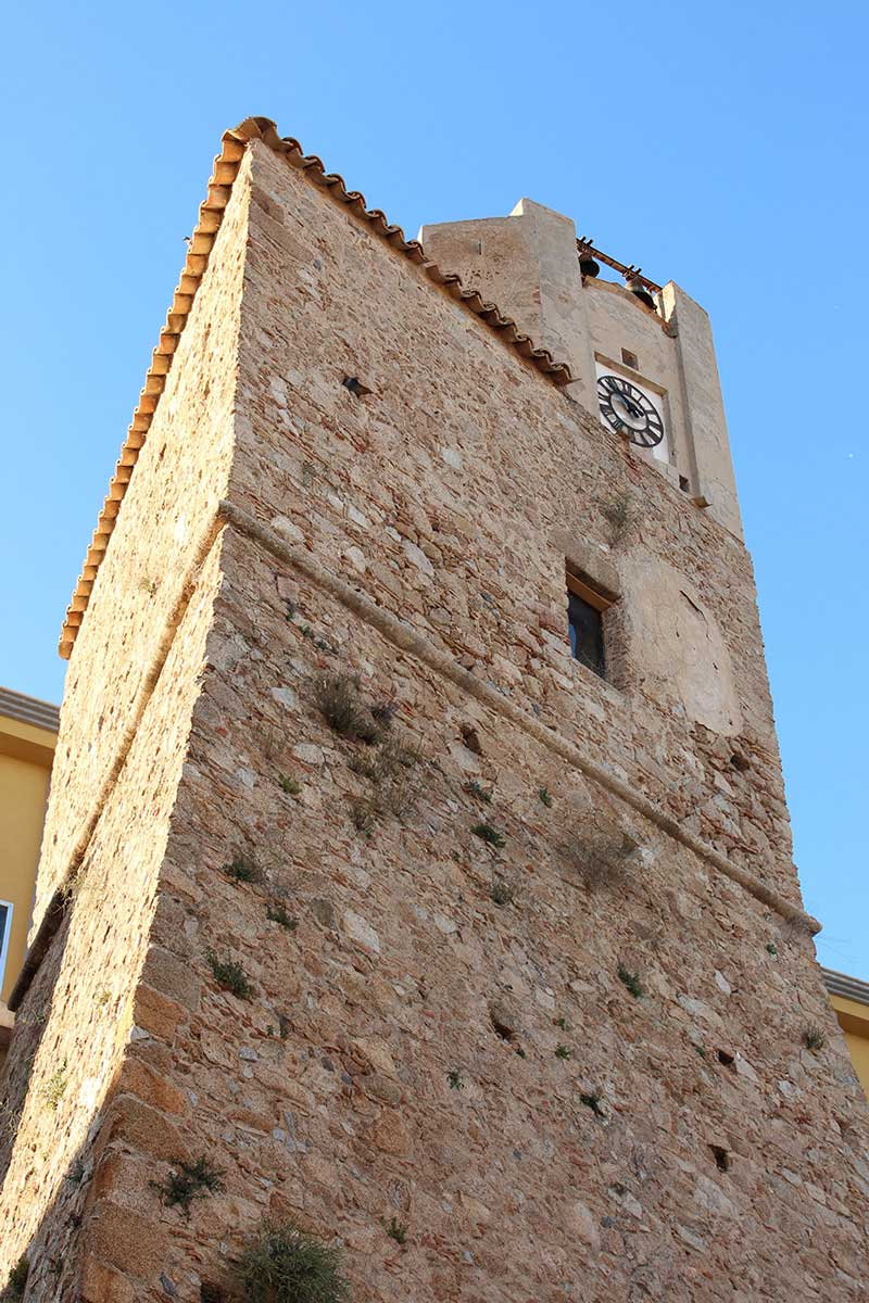 Sant'Andrea Apostolo dello Ionio Torre dell'Orologio