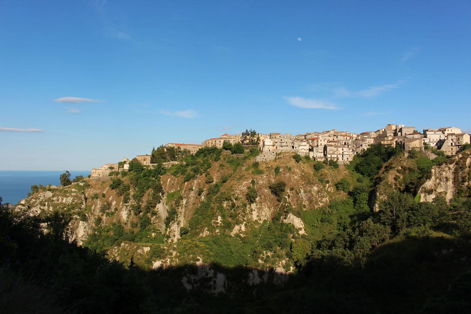 Vista su Santa Caterina