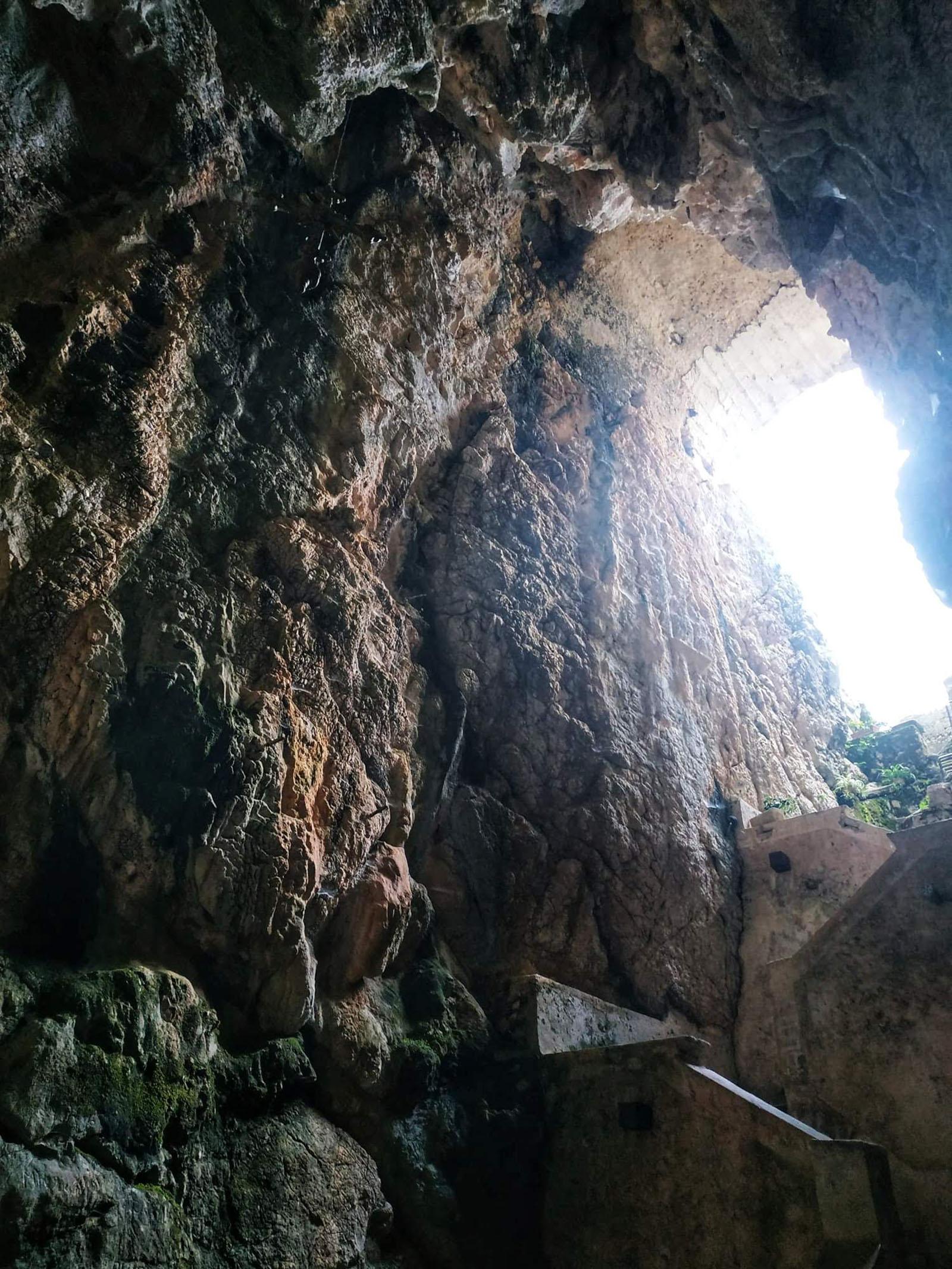 Grotta di Monte Stella