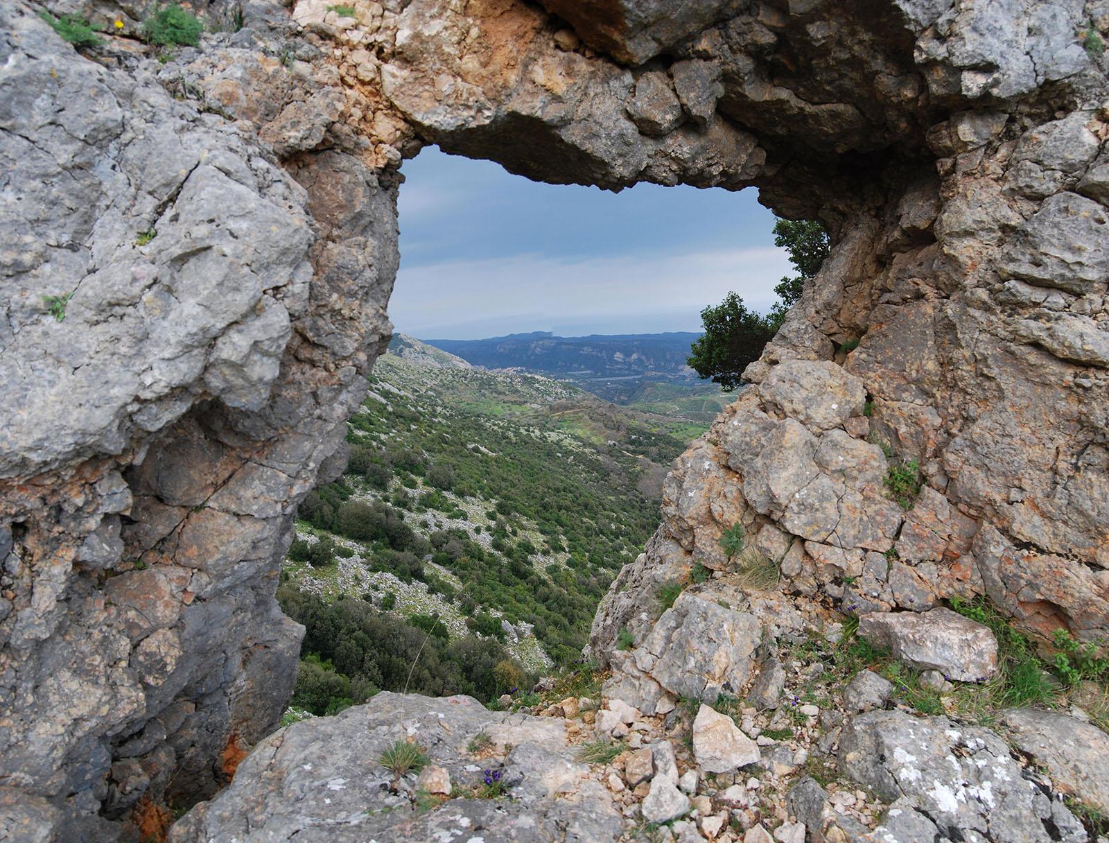 Vista sulla Vallata dello Stilaro