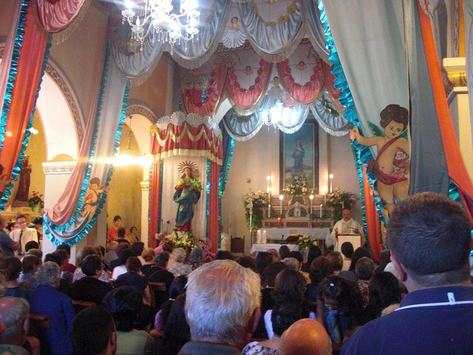 Gioiosa Jonica: Chiesa dei Crochi