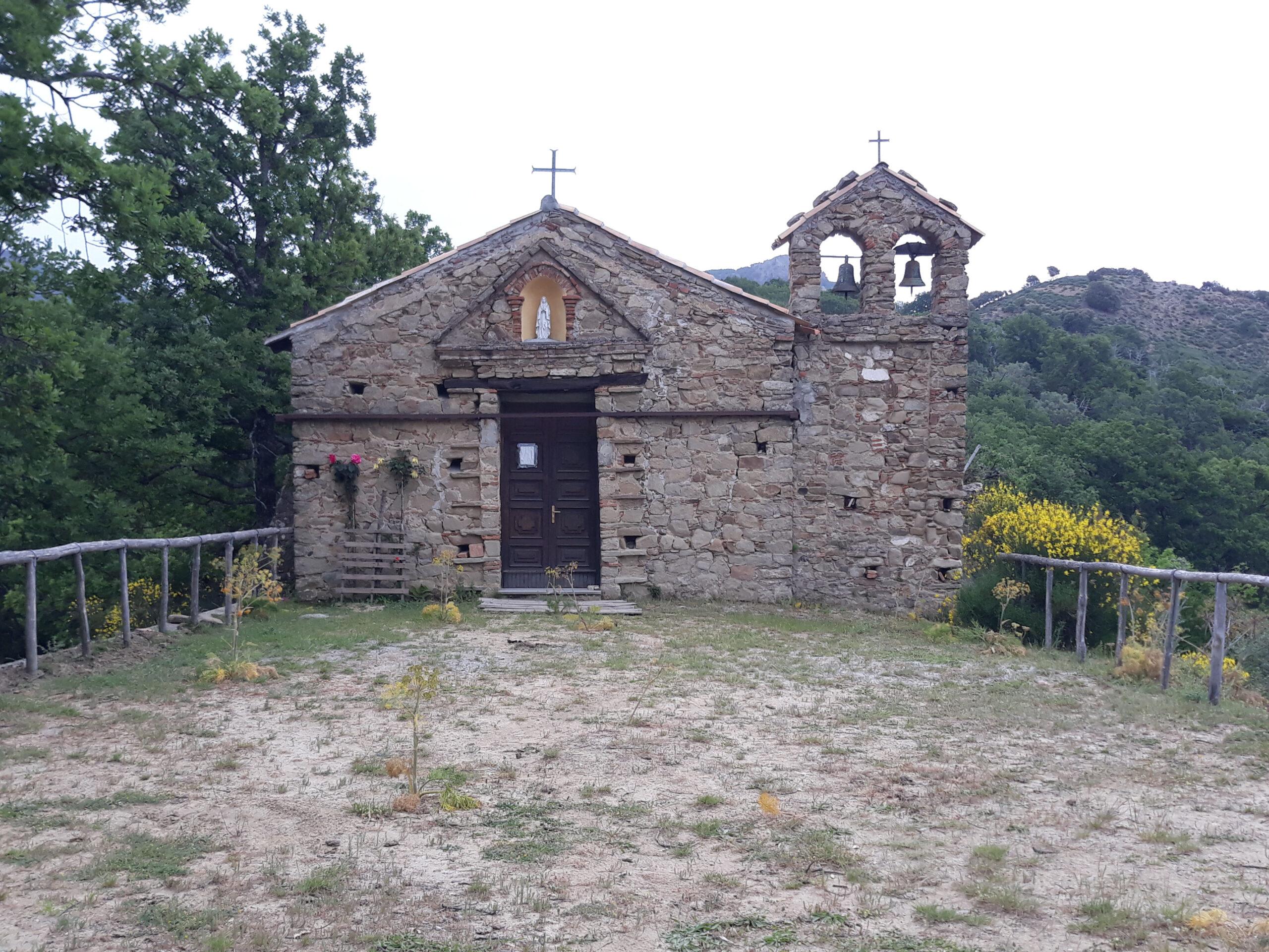 Chiesa di San Leo, località Minigioia