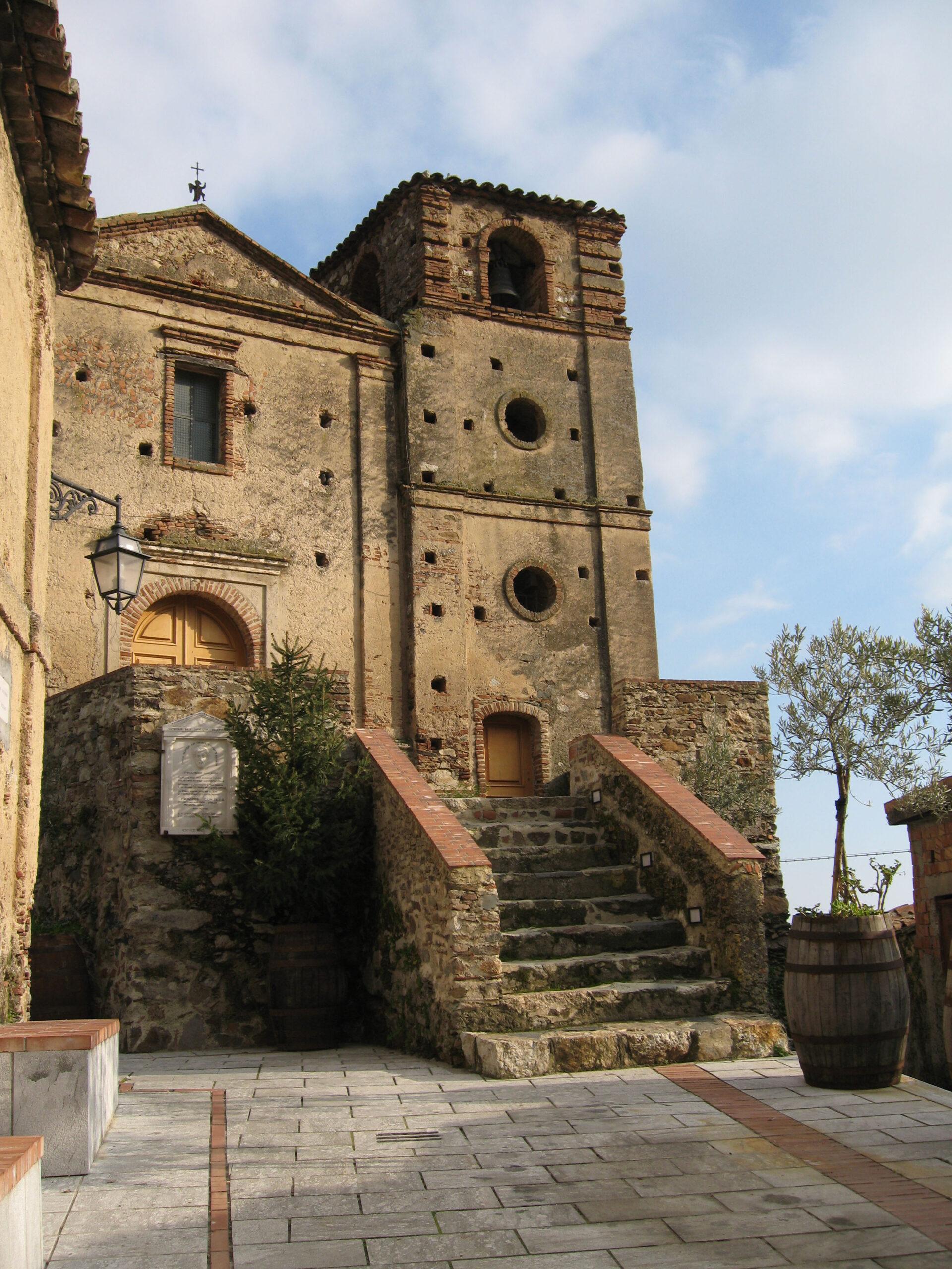 Piazza e Chiesa San Giovanni a Gallicianò