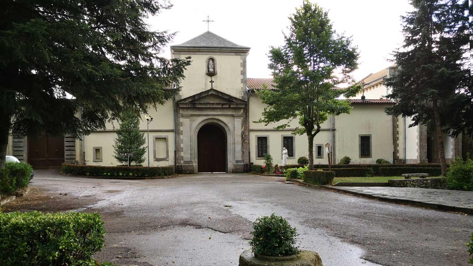 Cammino Basiliano - Certosa di Serra San Bruno