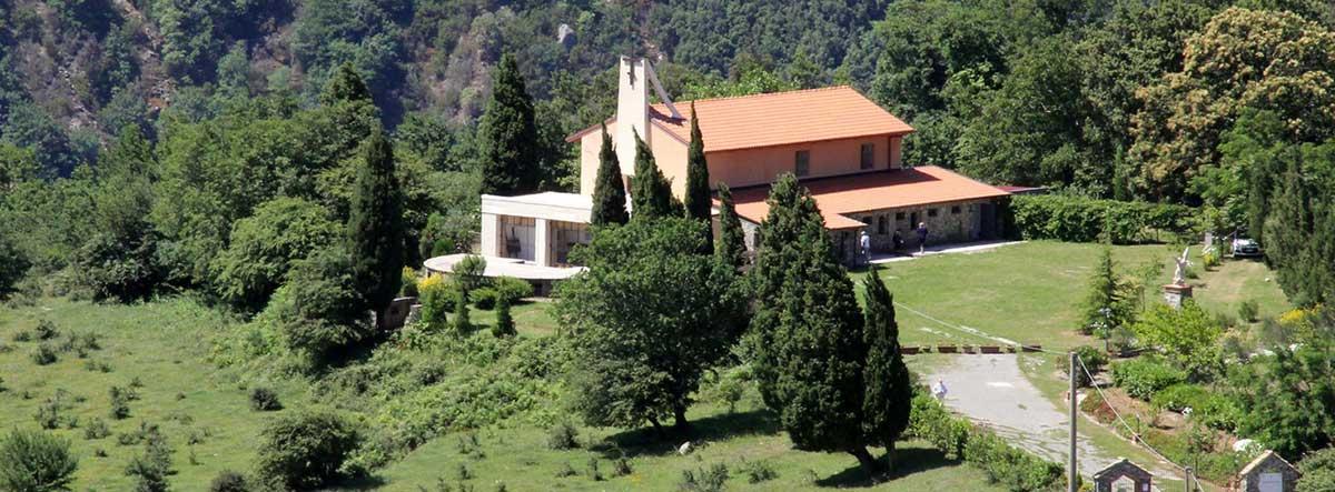 Cammino Basiliano: Santuario San Nicodemo sulla Limina