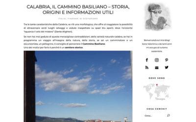 Viaggiare Libera: Calabria, il Cammino Basiliano – Storia, origini e informazioni utili