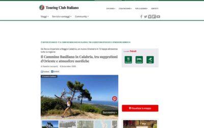 Touring Club Italiano: Il Cammino Basiliano in Calabria, tra suggestioni d'Oriente e atmosfere nordiche