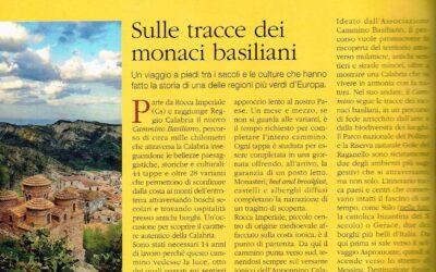 Meridiani montagne: Sulle tracce dei monaci basiliani
