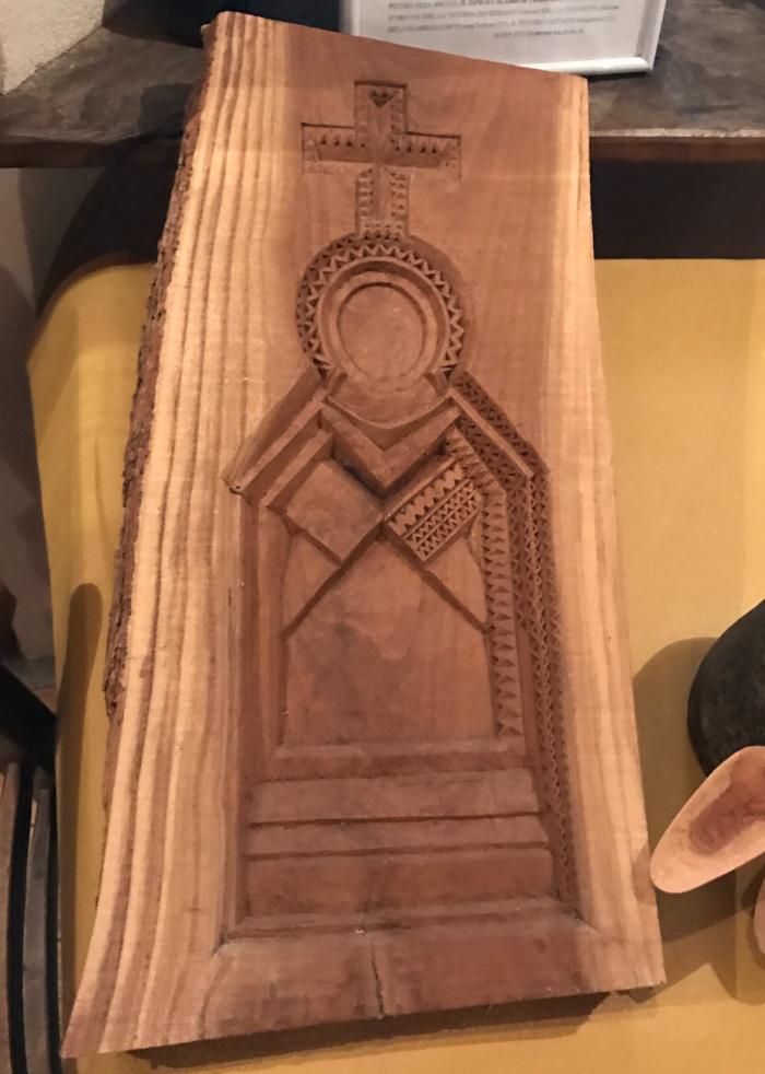 Cammino Basiliano: tradizioni - artigianato: Lanificio Leo