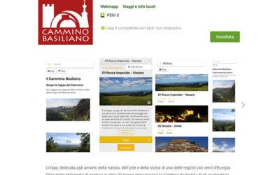 L'App del Cammino Basiliano