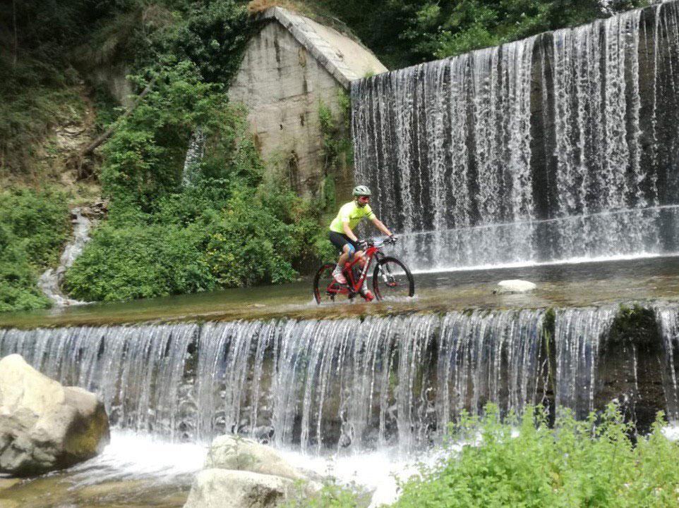 Cammino Basiliano in bicicletta
