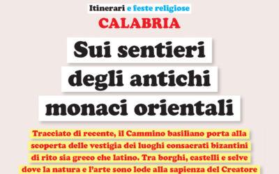 Itinerari e feste religiose: Calabria – Sui sentieri degli antichi monaci orientali